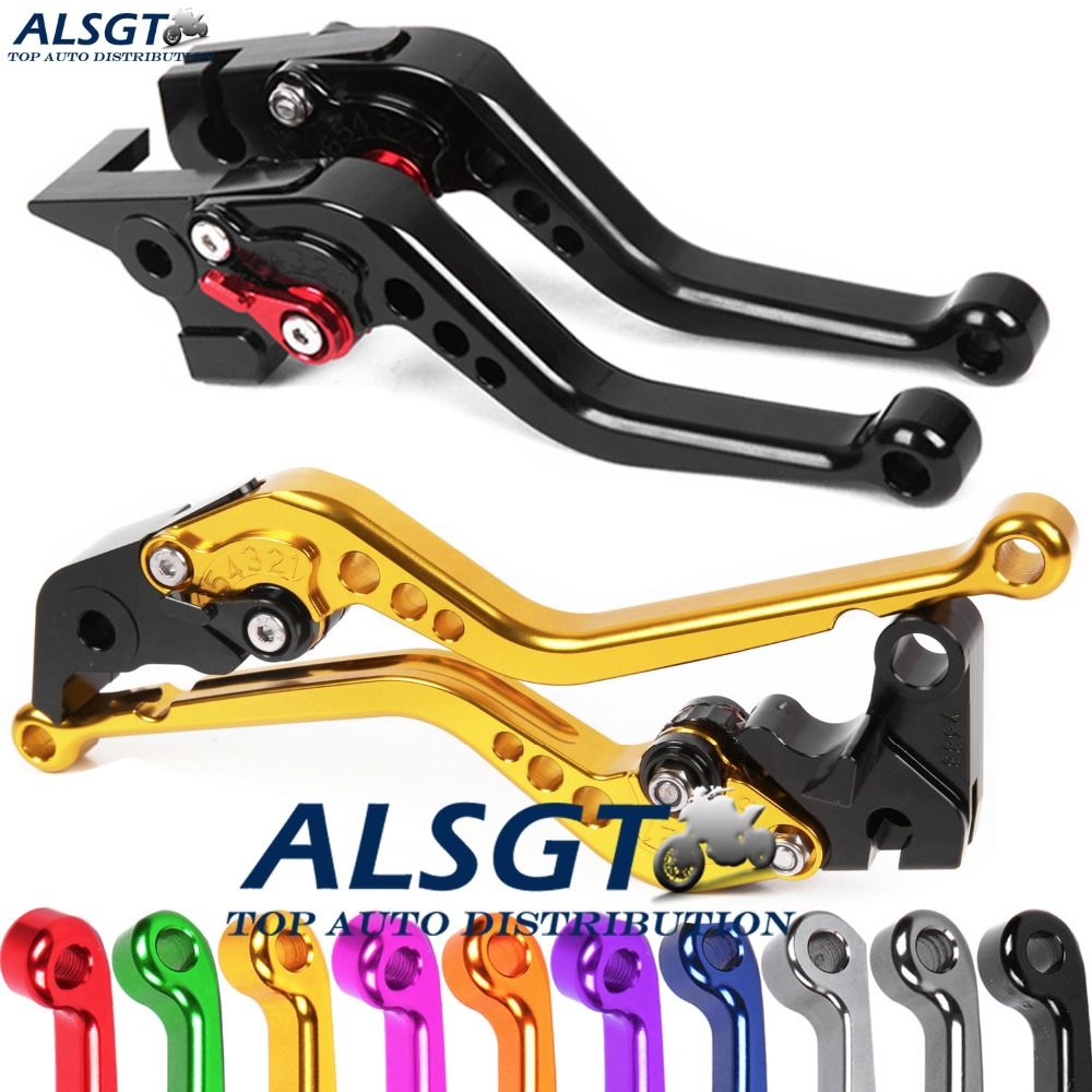 For Honda CB599/CB600 <font><b>HORNET</b></font> / CBR <font><b>600</b></font> F2,F3,F4,F4i 1998-2006 CNC Brake Clutch Levers Set Short/Long Motocross <font><b>2005</b></font> 2004 2003 image