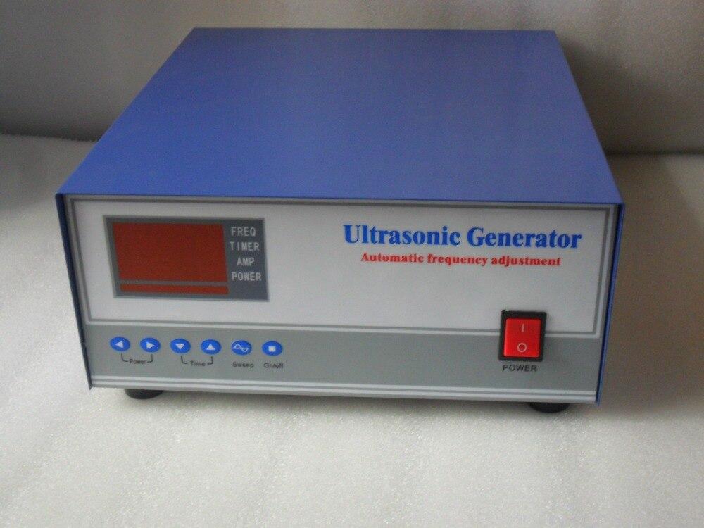 77KHZ 300W High Frequency ultrasonic Generator 77khz ultrasonic generators for sale