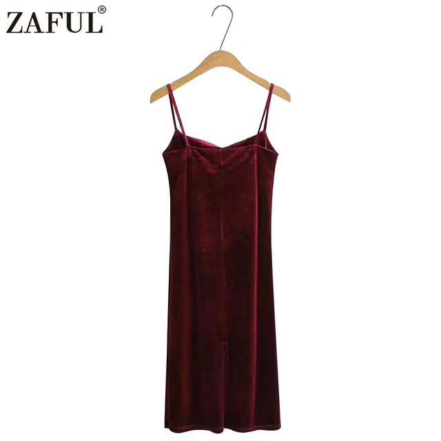 d8d75b80ca27 Kenancy Spaghetti Strap Women Velvet Dress Sexy V Neck Sheath Bage Bodycom  Dress Elegant Party Banquet Female Vestidos