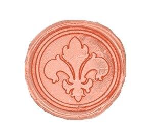 Vintage Fleur-de-lis Custom Picture Logo Wedding Wax Seal Stamp Sticks Box Set Kit kitlee40100quar4210 value kit survivor tyvek expansion mailer quar4210 and lee ultimate stamp dispenser lee40100
