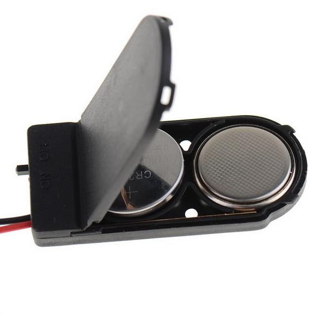 coin cell battery holder diy