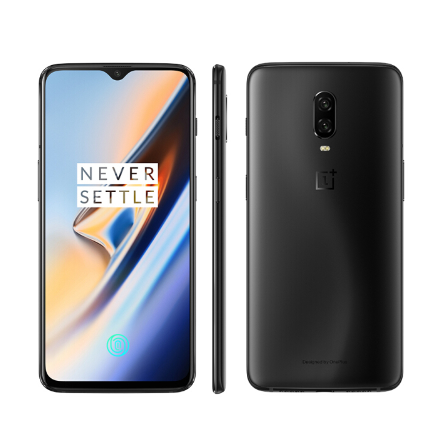 "Original New 6.41"" Oneplus 6T A6010 Mobile Phone 8GB RAM 128G ROM Snapdragon 845 Octa Core Fing"