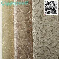 Gagqeuywe ampla 1.38 m Romã pacote decoração diy artesanal de couro artificial couro tecido de couro macio fundo da parede