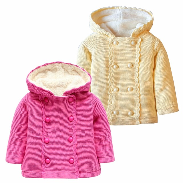 65ee56ac4 boys girls winter sweater kids knitted pullover sweater thicken warm ...