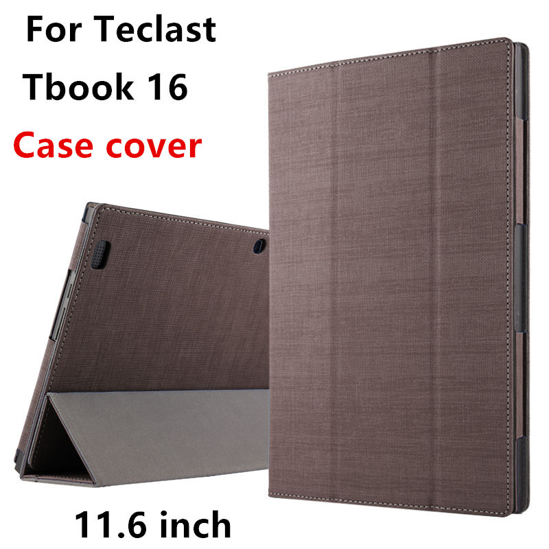 Case For Teclast Tbook 16 Protective Smart cover Leather Protector Tablet PC For Teclast Tbook16 PU Sleeve 11.6 inch Cases Cover new arrival sitting height 30cm hello kitty plush toys hello kitty toys super lovely baby doll classic toys for girls kids gift