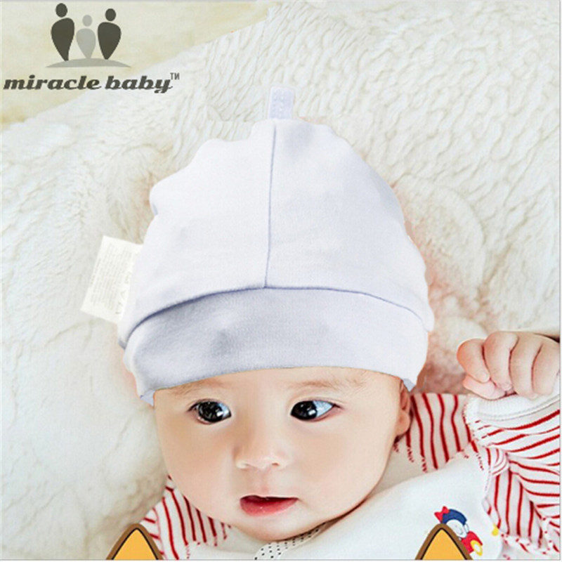 100% Cotton Cute Kid Hats Unisex Beanie Star Toddlers Caps Baby Newborn Children Caps Ac ...