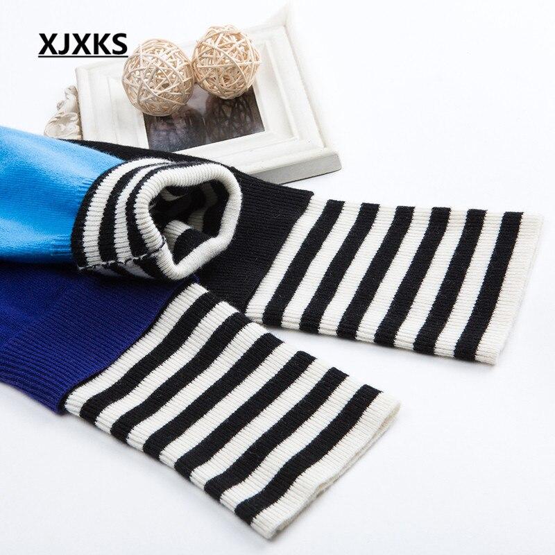 Bleu marine Casual 100 2019 Laine Pure Noir Confortable Roulé À D'hiver Nouveau Chandail Pull Tricoter Xjxks bleu De Femmes Chaud Épais Col 1qRadwwP