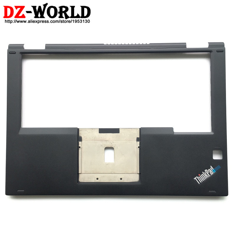 New Orig Keyboard Bezel Panel Palmrest C Cover for Lenovo ThinkPad Yoga 370 w o Touchpad