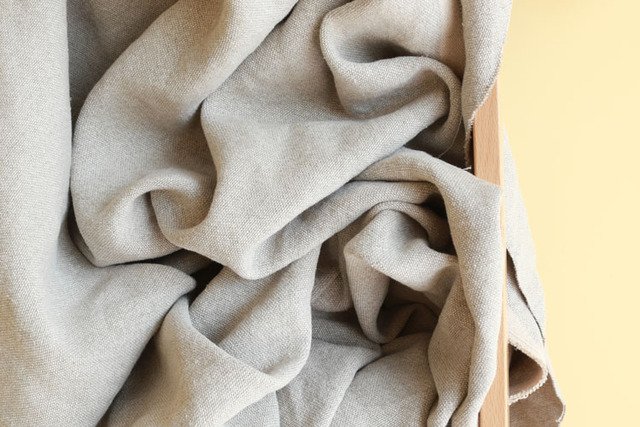 Pure Linen Upholstery 100 6 3yarn Flax Cloth Stone Washed Hometextile Heavy Weight