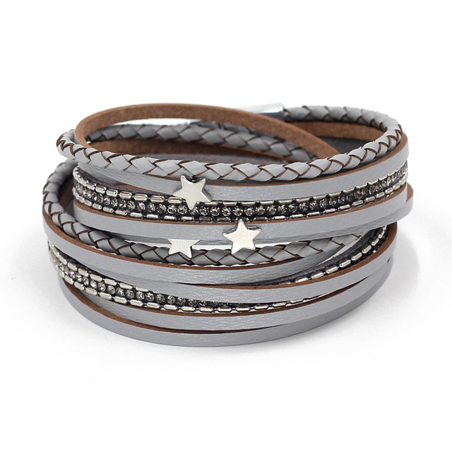 multi bracelet femme