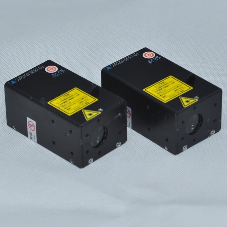 Used Suruga Seiki H350b-C100 Laser Autocollimator Sensor Head W/O Cable Acces
