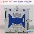 P2.5mm аренду дисплей, 480 мм * 480 мм, высокий серый класса, частота обновления, 4 К Utral Ясный Дисплей