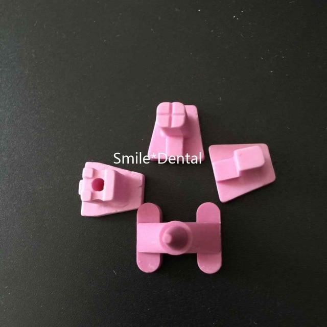 20 piezas/5 set Dental de cerámica de clavijas para coronas y puentes en horno de porcelana nueva