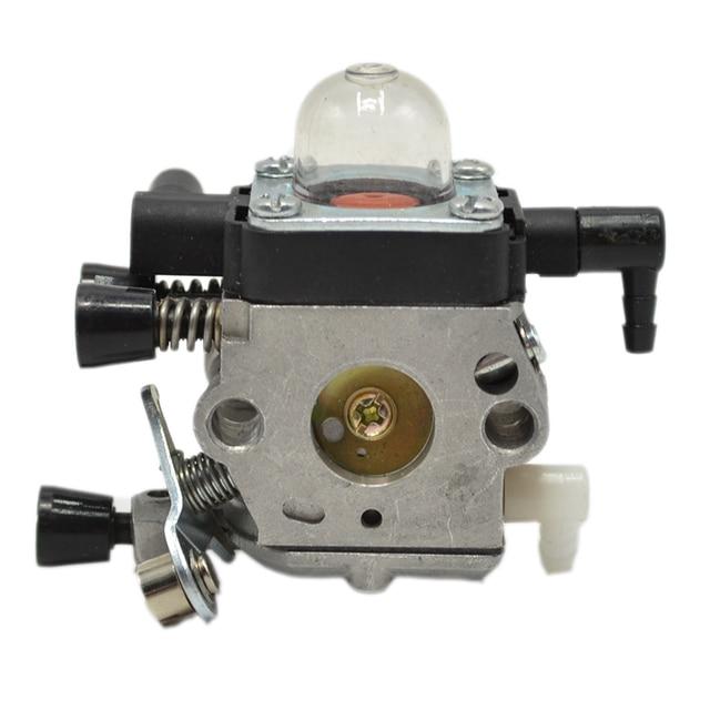 New carburetor carb for stihl fs38 fs45 fs46 fs55 fc55 - Debroussailleuse stihl fs 55 ...
