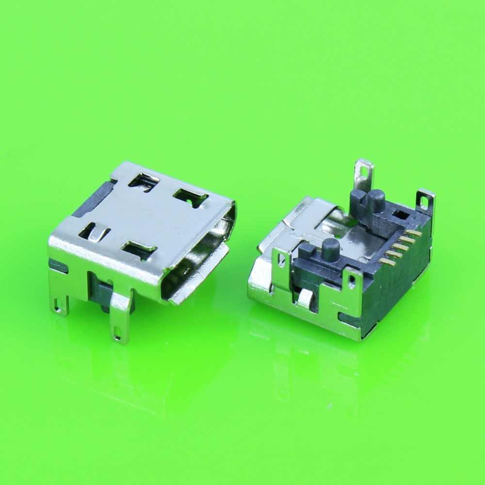 YuXi 1 قطعة 5pin نوع B ل JBL تهمة 3 الوجه 3 سمّاعات بلوتوث مايكرو USB صغير شحن ميناء جاك موصل مقبس إصلاح 5 دبوس