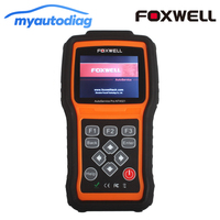 Automotive Scanner Foxwell NT4021 Auto Service Tool Oil Light Reset/EPB Service/Battery Configuration OBD 2 Car Diagnosis Tool