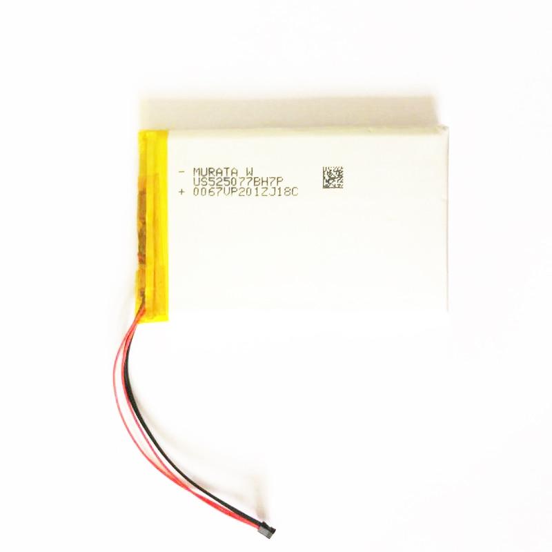 Accumulateur Lithium Polymer 603035 LiPo 3.7v 600mAh batterie rechargeable x5