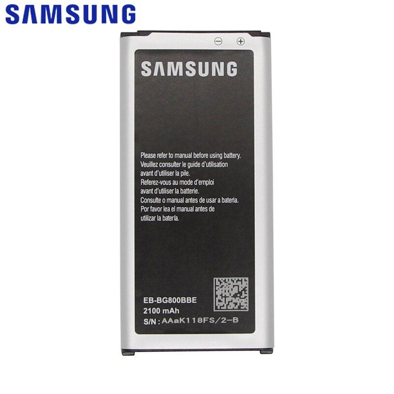 Samsung EB-BG800CBE Samsung GALAXY S5 mini S5MINI SM-G800F G870a G870W EB-BG800BBE 2100 mah Original Ersatz Batterie