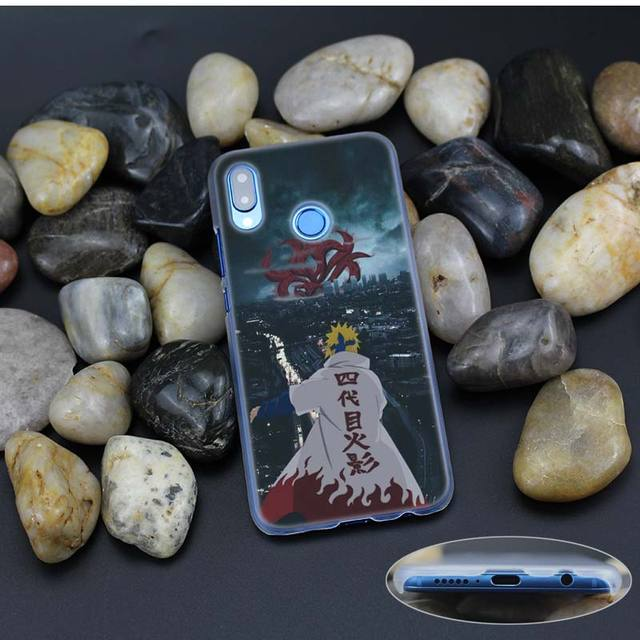 Anime Case dla Huawei P20 P30 P40 Lite E P inteligentne Plus 2019 P40 Lite twarde PC Fundas Capa telefon Cas pokrywa Naruto Haruno Sakura