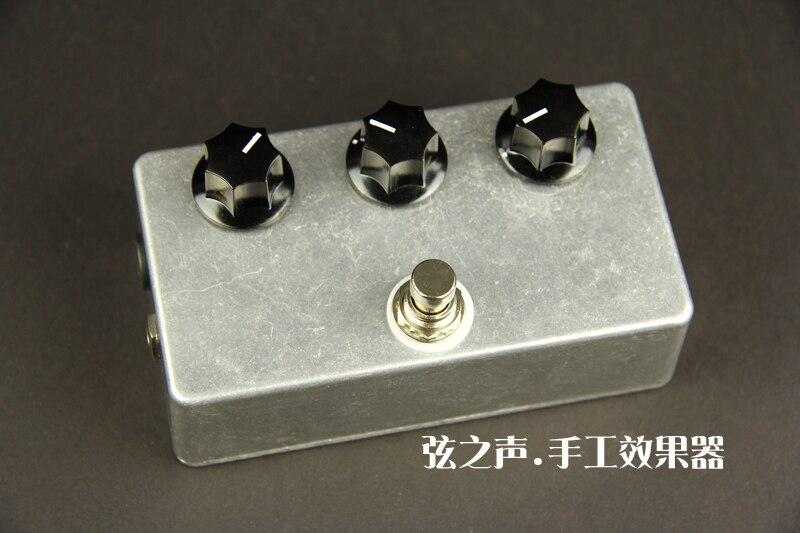diy mod noah 39 s ark green overdrive pedal electric guitar stomp box effects amplifier amp. Black Bedroom Furniture Sets. Home Design Ideas