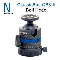 2018 Timelapse панорамная головка Novoflex Slr Камера шаровая Головка Cb3 ii Proffessional Quick Release Classicball 3 версия Ii штатив