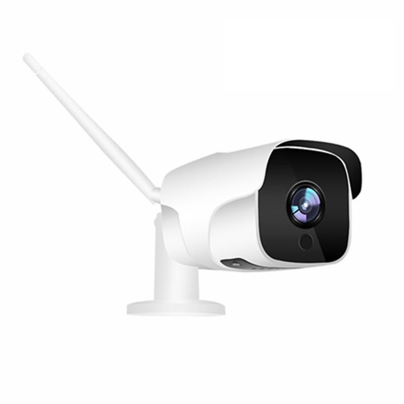 HD 1080P Wireless IP Camera Yoosee P2P RTSP Motion Detected 3.6mm Lens Waterproof WiFi Camera Bullet with 64G SD Card SlotHD 1080P Wireless IP Camera Yoosee P2P RTSP Motion Detected 3.6mm Lens Waterproof WiFi Camera Bullet with 64G SD Card Slot