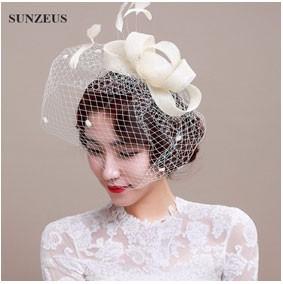 bridal hats f