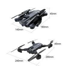 SG900 Full 1080P HD FPV RC Drone Folding GPS Smart Follow Wide-Angle Camera Gesture Video Real-Time Transmission Quadcopter