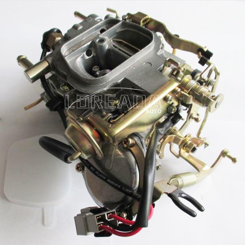 LOREADA Carburador motor CARBURETOR ASSY 21100-71081 NK466 para - Peças auto - Foto 3