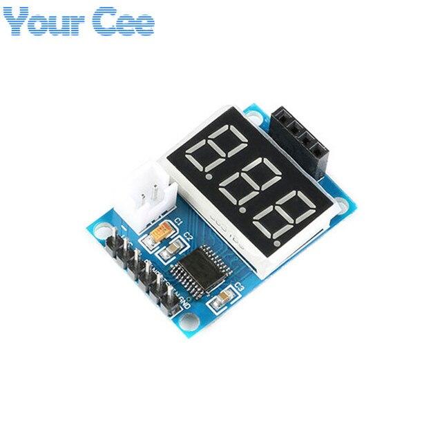 ultrasonic distance measurement control board hc sr04 test board