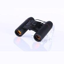 30*60 mini pieghevole binocolo ad alta definizione a basso luce di visione notturna esterna bird watching concerto disponibile