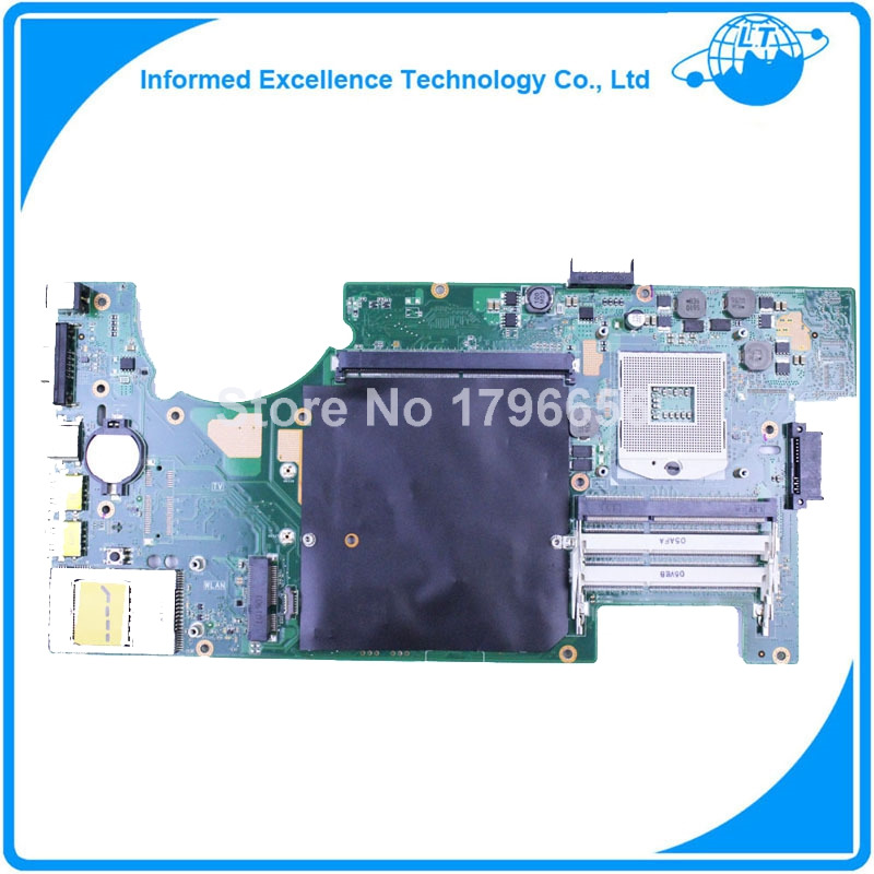 For ASUS G73JH notebook motherboard 60-NY8MB1200-B0D mainboard 4 memory slots working perfect