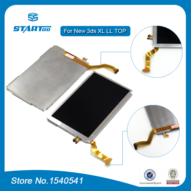 New Top Upper Lcd Screen Display Replacement Part For