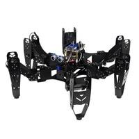 Robo Soul CR 6 Hexapod Robtics Six legged Spider Robot with 20CH Controller & Digital Servo &Arduino Delvelopment Set 50% OFF