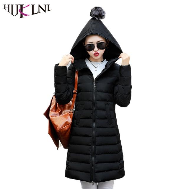 newest 2550e 92904 HIJKLNL-manteau-hiver-femme-Femmes -D-hiver-Long-et-pais-Veste-Mignon-Boules-de-Poils-Capuchon.jpg 640x640.jpg