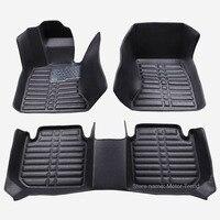 Custom Fit Car Floor Mats For BMW 3 Series E46 316 318ci 318d 320d 313 325