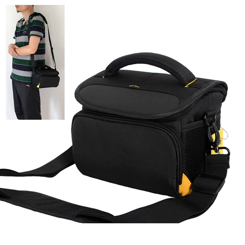 Camera Case Bag For Nikon D3300 D3200 D3100 D3000 D5500 D5200 D5100 D5000 P510 P520 P530 P600 P610 P900s B700 B500 Shockproof In Video Bags From