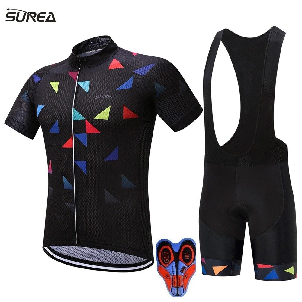 cfedbca64e 2018 camisa de ciclismo set 8 Estilos ciclismo ropa hombre homens esporte mtb  bicicleta jerseys maillot ciclismo bicicleta kits ciclismo roupas