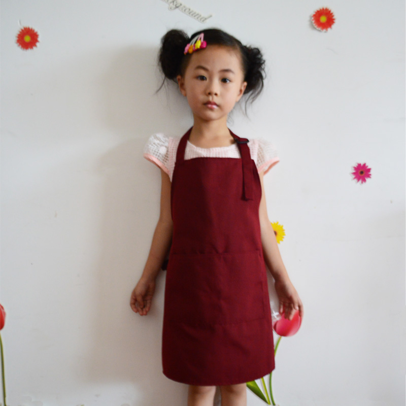Online Buy Wholesale Kids Canvas Aprons From China Kids