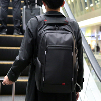 15 6 Waterproof Laptop Backpack External USB Charge Notebook Backpack Anti Theft Business Bag Computer Bags
