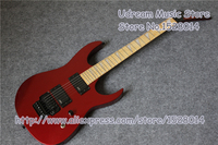 Hot Sale Metal Red Finish Suneye Jackson Electric Guitar 24 Frets Maple Fingerboard Guitar Neck Free Shipping
