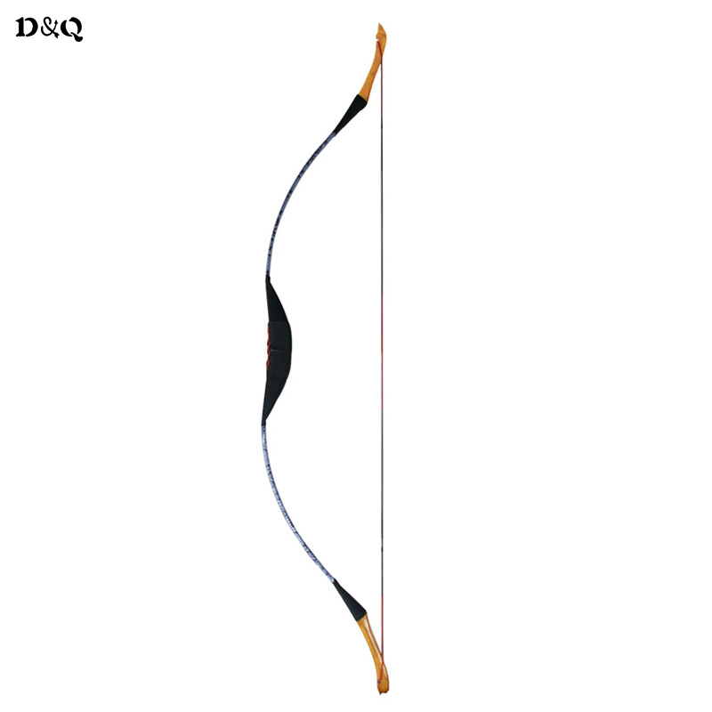 Traditional Recurve Bow Archery Hunting Wood Bow 26lbs 28lbs 30lbs for Carbon Fiberglass Arrows Target Shooting Games Longbow archery 45lbs recurve bow rabbit s hair traditional wooden longbow for carbon fiberglass arrow hunting target shooting