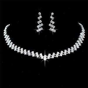 Wedding Jewelry Crystal Bridal