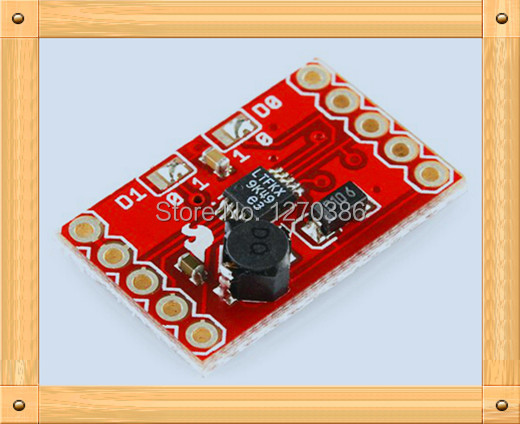 Free Shipping!!!  5pcs Energy harvesting modules / vibration collector LTC3588 ayman eltaliawy hassan mostafa and yehea ismail circuit design techniques for microscale energy harvesting systems