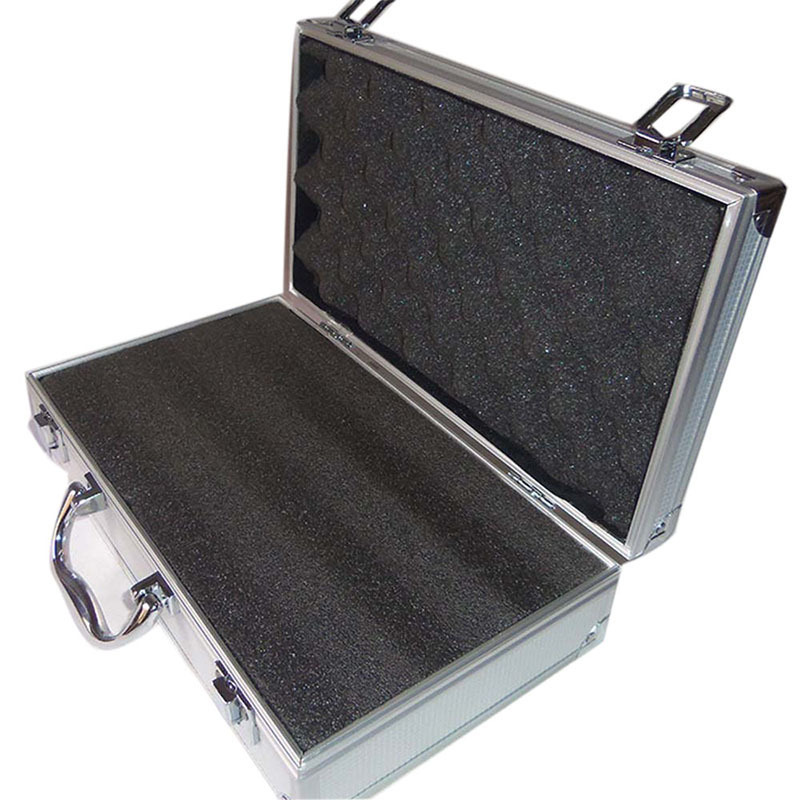 Case Safety-Equipment-Box Waterproof Aluminum-Alloy-Box Portable Outdoor Anti-Collision-Tool