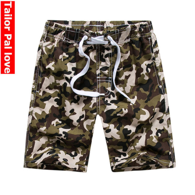 8-14 Year Old Boy Swimwear Board Shorts Young Men Swimsuit Surfing Swimming Trunks Beachwear Sport Fitness Camouflage Boardshort
