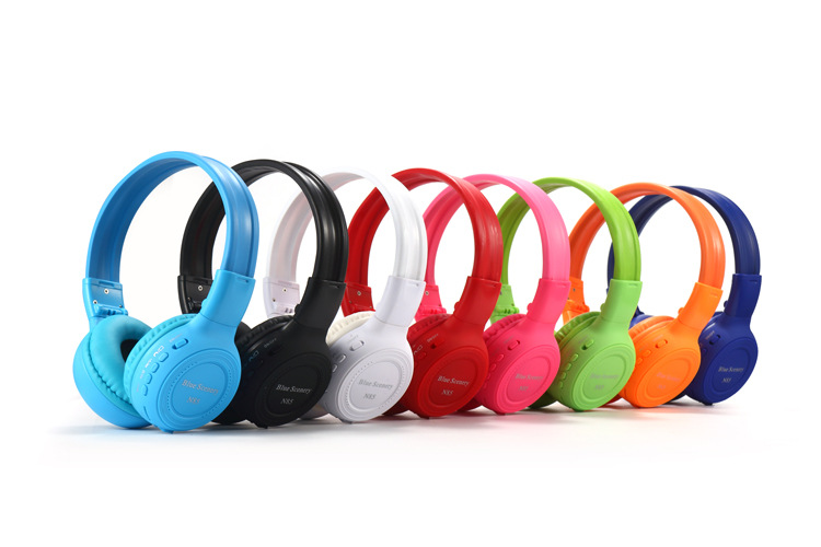 DHL free shipping N85 headset Bluetooth earbuds MP3 card wireless headset FM stereo earphone
