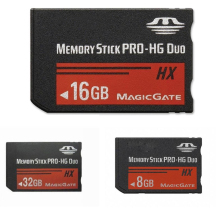 For Sony 8GB 16GB 32GB PSP and Cybershot Camera Memory Stick MS Pro Duo Memory Card цена