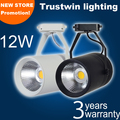 2 pieces COB LED rail light 10W 12W LED rail spot light ceiling LED rail spotlight 10W 12W rail LED spot