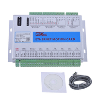 New Arrival MACH3 Ethernet Six axis Controller Ethernet Breakout Board XHC Ethernet Motion Control Card Mach3 controller 2000KHZ